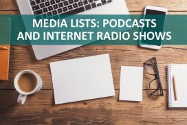 Media Lists: Podcasts and Internet Radio Shows