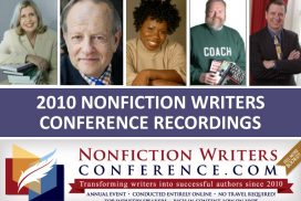 Nonfiction Writers Conference Recordings 2010