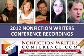 Nonfiction Writers Conference Recordings 2012