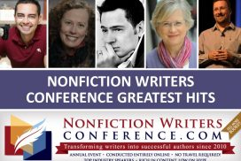 Greatest Hits: Nonfiction Writers Conference