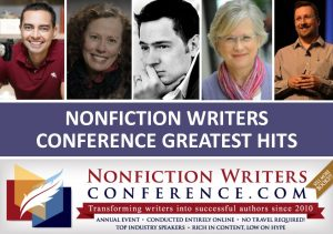 Nonfiction Writers Conference Recordings GREATEST HITS