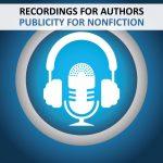 publicity for nonfiction authors recordings