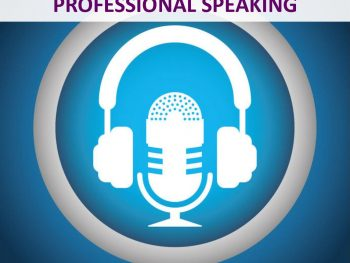 RECORDINGS - AUTHORS -PROFESSIONAL SPEAKING