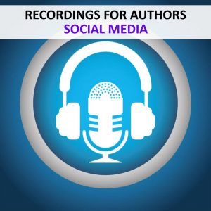 RECORDINGS - AUTHORS - SOCIAL MEDIA
