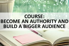 COURSE - BECOME AN AUTHORITY