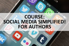 COURSE - SOCIAL MEDIA FOR AUTHORS