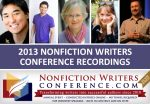 Nonfiction Writers Conference Recordings 2013
