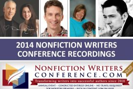 Nonfiction Writers Conference Recordings 2014