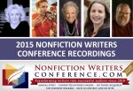Nonfiction Writers Conference Recordings 2015