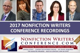 Nonfiction Writers Conference Recordings 2017