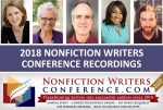 Nonfiction Writers Conference Recordings 2018