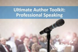 Author Toolkit: Professional Speaking