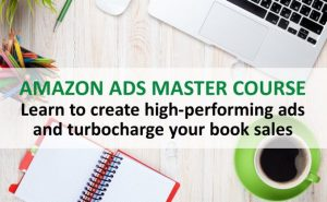 how to sell books with amazon ads